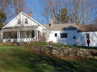 Townshend house photo - In late fall