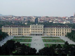 Schönbrunn - reachable within 9 min by car or public.