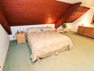 Spacious third bedroom!