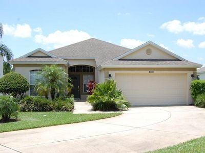 Welcome to our vacation home! Within 20 minutes from Disney World