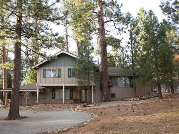 Eagle Point house rental - The nearly half-acre yard surrounds the house so there is lots of room to play.