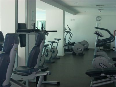 Fitness Center at The Cliff - Exercise Equipment and Free Weights