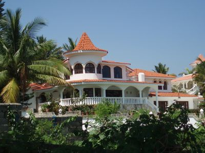 Playa Cofresi villa rental