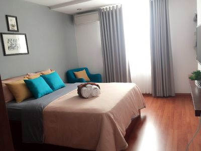 FAMILY APARTMENT IN HO CHI MINH CITY