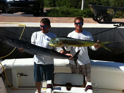 Key West yacht rental - Nice Catch!