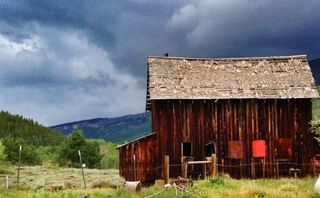 Crested Butte condo photo - Local Barn
