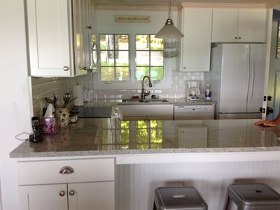 Walloon Lake cottage rental - New Kitchen!