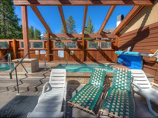 Breckenridge condo photo - Access to the Upper Village Hot Tubs
