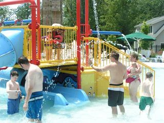 Crystal Mountain, Thompsonville house photo - Family Fun at the Water Park