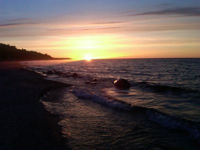 Cheboygan cottage rental - .