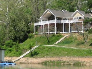 La Follette house photo - Norris Lake Family Friendly escape. Short walk to your own private dock.