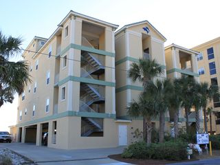 Fort Walton Beach condo photo - Front view of Blue Dolphin