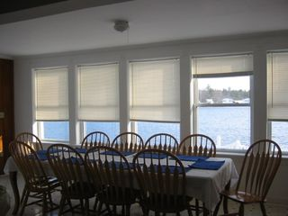 Lake Winnisquam house photo - Dining Area