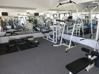 San Jose del Cabo villa photo - The gym on site at no extra cost