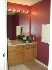 Windsor Palms house photo - Master bath with oversized tup/shower combination!
