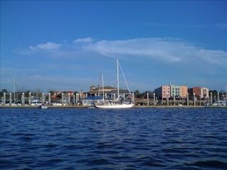 Amelia Island condo photo - Fernadina Downtown from the water