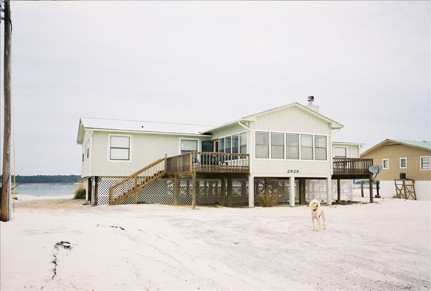 Large family beach house great value pet vrbo - Four bedroom houses great choice big families ...