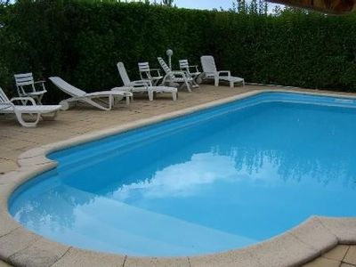 Anduze 2km, with POOL VILLA 50m² in a hamlet, air conditioning