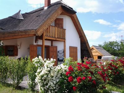 Balatonbereny house rental