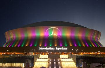 Warehouse District apartment rental - Mercedes-Benz Superdome