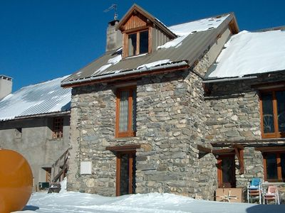 Mountain Chalet, 5 / 6p. the country of the Meije and Col du Galibier