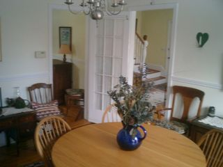 Cotuit house photo - Dining room