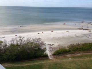 Fort Myers Beach condo photo - view from balcony
