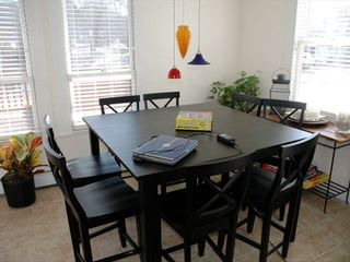 Fun gathering table seats eight - Colorado Springs house vacation rental photo
