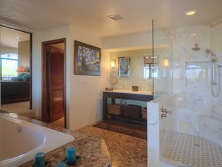 Scottsdale house photo - ensuite bathroom of second storymaster - bathroom features a patio off it as wel