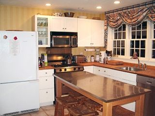 Surfside Nantucket house photo - kitchen