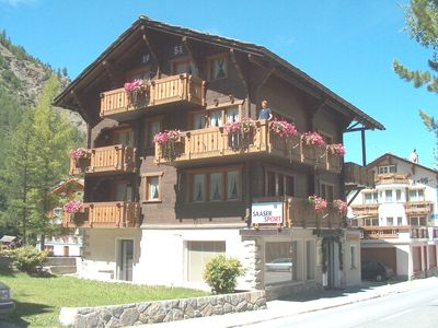 image for Comfortable vacation apartment in a Swiss chalet