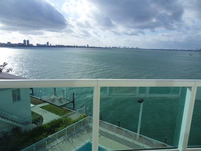 View of Biscayne Bay