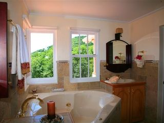 Cap Estate villa photo - Ocean View Master bathroom