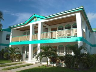 Ambergris Caye condo photo - Building where suite is located