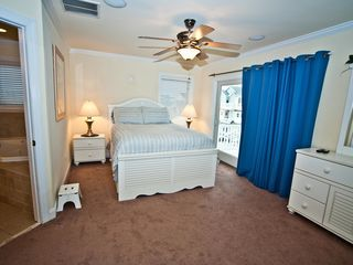 Atlantic City townhome photo - Perfect Master Bedroom with Deck!