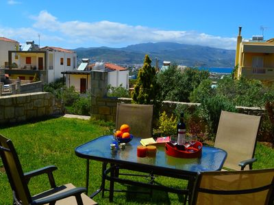 Villa Tavronitis with stunning sea view,3bedroom