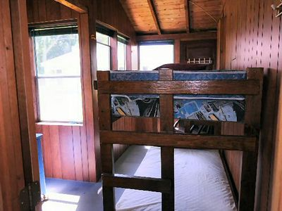 Sandy Creek cottage rental - Bedroom #3