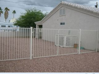 Lake Havasu City house photo - Fenced West Yard