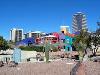 Tucson bungalow photo - Downtown Tucson where 2nd. Saturdays bring the downtown alive with activities