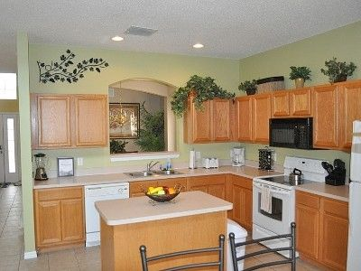 Emerald Island villa rental - Full Kitchen