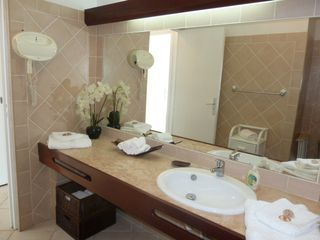 Grand Case apartment photo - Bathroom