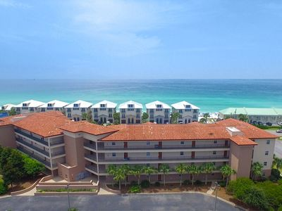 Emerald Waters 404 - Top Floor! Great View! Best Value In Town! Email Today!