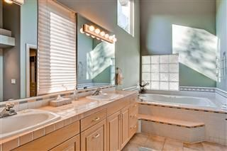Old Town house photo - Master Bathroom