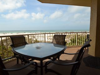 Clearwater Beach condo photo - View from Balcony
