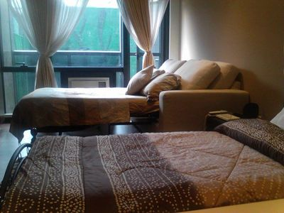 Gramercy Studio with twin bed