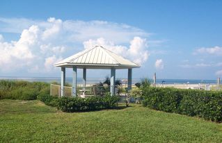 Port St. Joe townhome photo - Gazebo