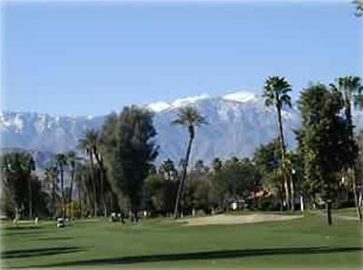 Palm Desert condo rental - Breathtaking View From Our Patio