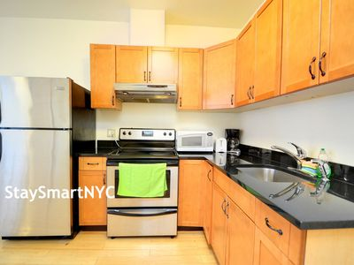 Midtown Manhattan apartment rental - 3 BR Apt 3B - Kitchen