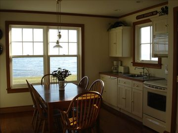 Fully Equipped Kitchen...Central Air Conditioning