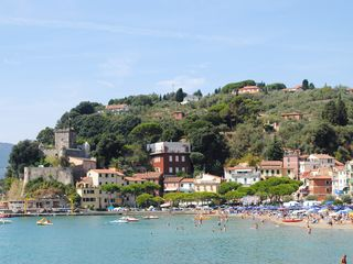Lerici apartment photo - Panorama of San Terenzo
